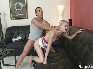 La belleza tetona quiere abrirse de piernas rápidamente y tener xxx de español sexo suave y prolongado