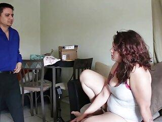 A la morena le españolas lesbianas follando encanta el lujo y el sexo, así que visitando a un hombre rico se relajó y decidió mimarlo con sexo.